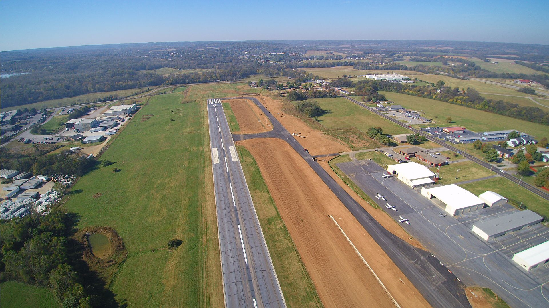 Universities In Nashville >> Maury County Airport
